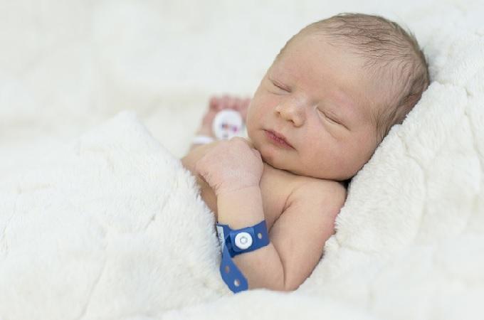 Miminka narozené v roudnické porodnici. Foto: Tomáš Kurucz