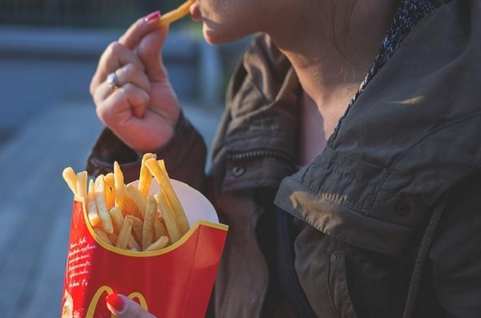 Fast food, ilustrační foto. Foto: archiv Pixbay.com