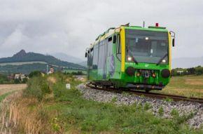 Změny na železnici. Nejvíce různých dopravců bude křižovat Ústecký kraj
