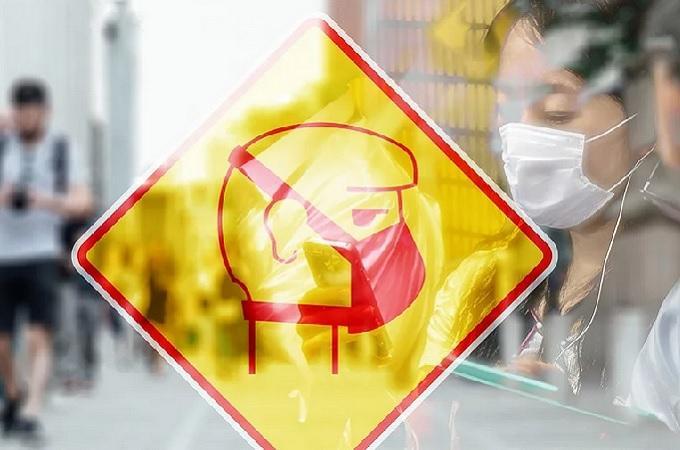 Symbol infekční nákazy, ilustrační foto. Foto: Pixabay.com