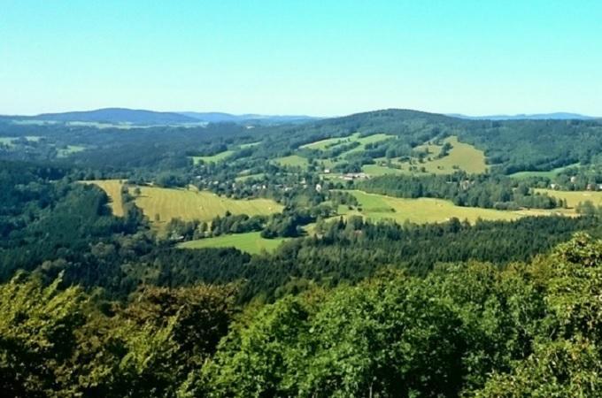 Krajina Šluknovského výběžku a Děčínska. Foto: Pixabay.com