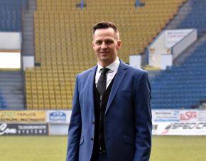 Práci v klubu beru s respektem, je to obrovská zodpovědnost, říká nový ředitel  fotbalových Teplic  Rudolf Řepka