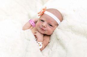 Nej miminka s roudnickou porodnicí: první polovina února 2021
