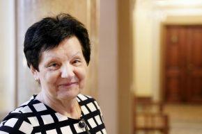 Seniorskou ombudsmankou v Liberci je  Anna Vereščáková