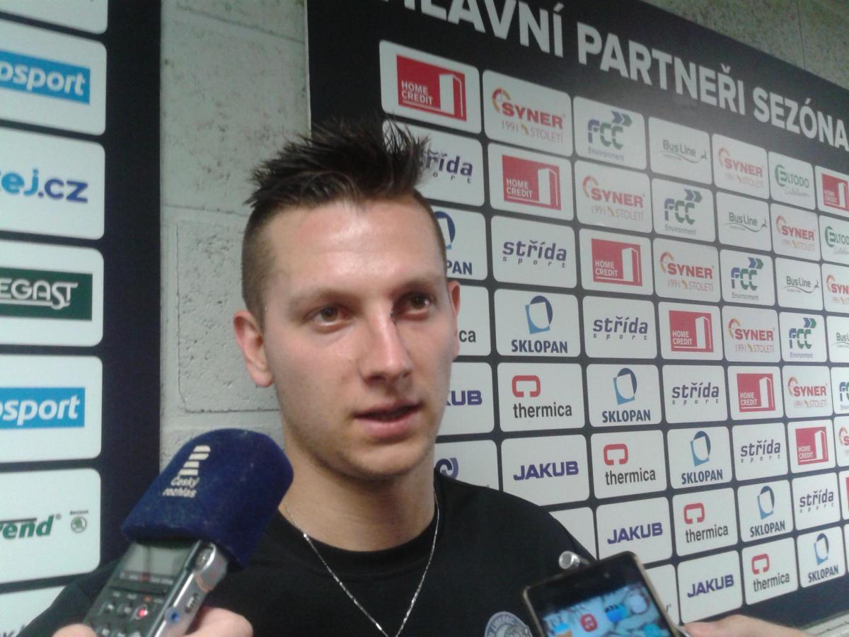Hokejista Michal Bulíř. Foto Archiv SeveroceskyDenik
